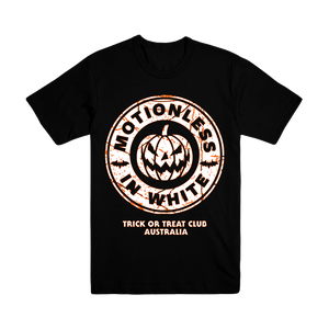 Motionless In White Trick Or Treat Club Tee