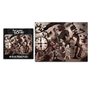 The Black Parade Marching Band Puzzle