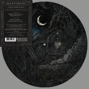 "COLD DARK PLACE (10"" PICTURE DISC)"