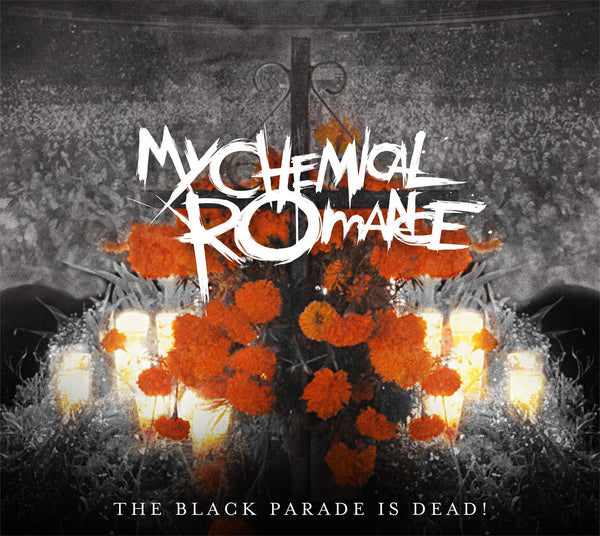 The Black Parade Is Dead Cd Dvd Maniacs Store