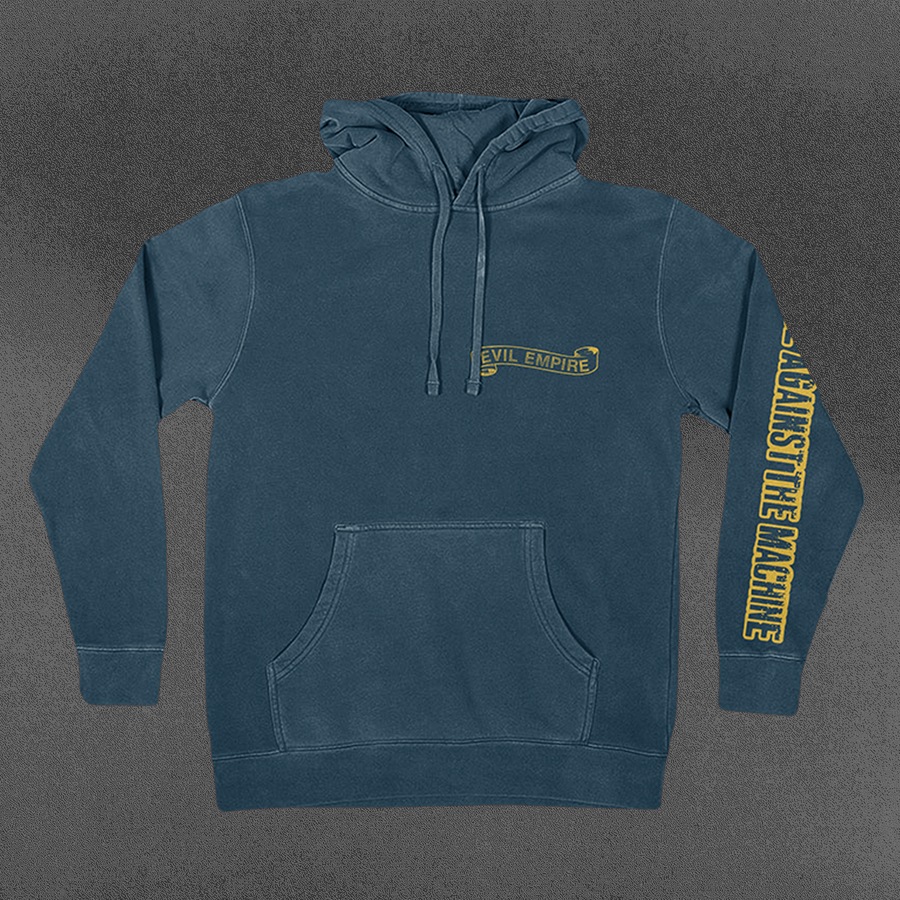 Rage Against The Machine Inverted Boy Hoodie
