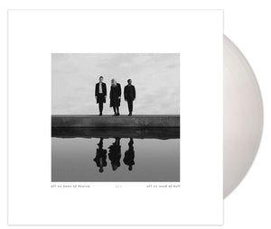 All We Know Of Heaven, All We Need Of Hell (Fourth Vinyl Bundle Limited White Vinyl) Limited Signed Card