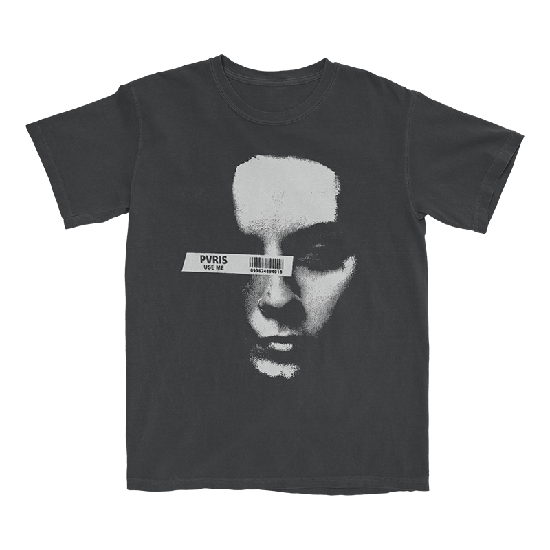Use Me Face T-Shirt + Album Bundle