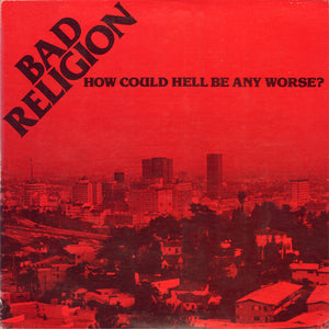 How Could Hell.... (Vinyl)  | Bad Religion