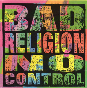 No Control (Vinyl)  | Bad Religion