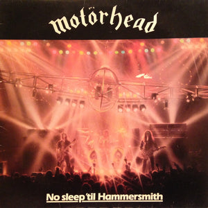 No Sleep 'Til Hammersmith (Vinyl)