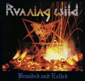 Branded And Exiled (CD)