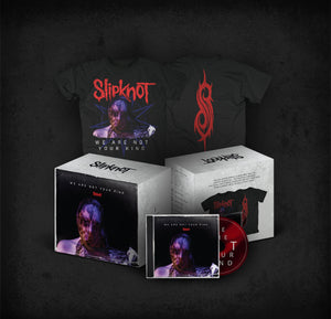 We Are Not Your Kind (CD + T-Shirt Bundle)