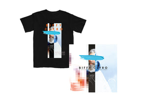 A Celebration of Endings Collector's Edition + Black T-Shirt (+ signed card)