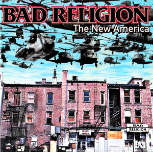 The New America (Vinyl) | Bad Religion