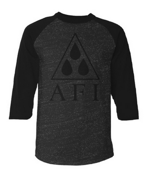 Triangle Drops Raglan
