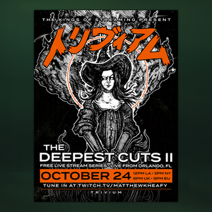 Deepest Cuts Poster (Signed)