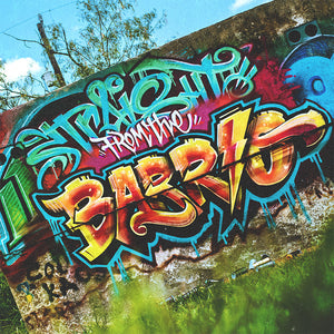 Straight From The Barrio (CD)