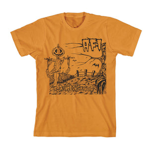 All Hallows Orange T-Shirt