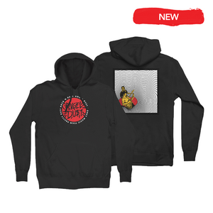 Warped Band Hoodie + Digital Album