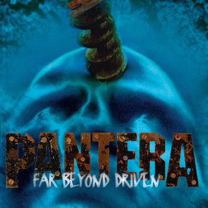 Far Beyond Driven (CD)