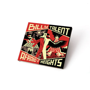 Afraid Of Heights (Standard CD)