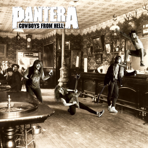 Cowboys From Hell (CD)