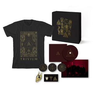 The Sin And The Sentence - Special Edition Boxset + T-Shirt (Limited Signed Card)