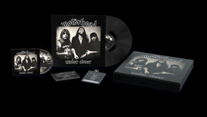 Under Cover (Boxset – CD + LP + Collector's VIP Guest Pass + Back Patch)
