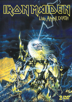 Live After Death (DVD)