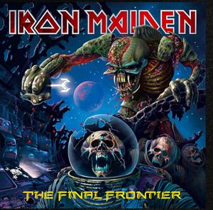 The Final Frontier (CD)