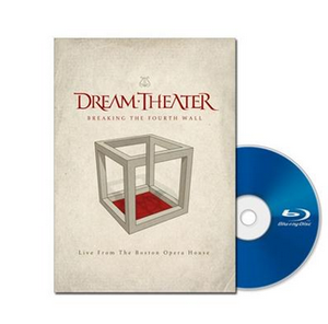 Breaking The Fourth Wall (Live From The Boston Opera House - Blu-Ray)