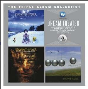 The Triple Album Collection (CD)