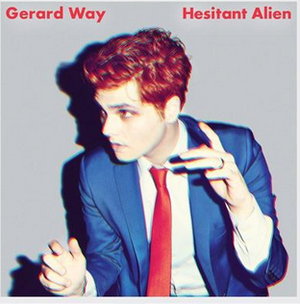 Hesitant Alien (CD)