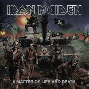 A Matter Of Life And Death (CD) Remastered