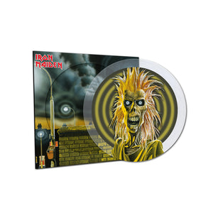 Iron Maiden (Clear Picture Disc)