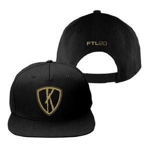 FTL20 Tour Shield Snapback Hat
