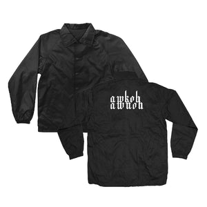 AWKOHAWNOH Basic Windbreaker