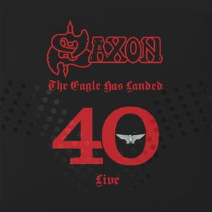 The Eagle Has Landed 40 Live (CD)