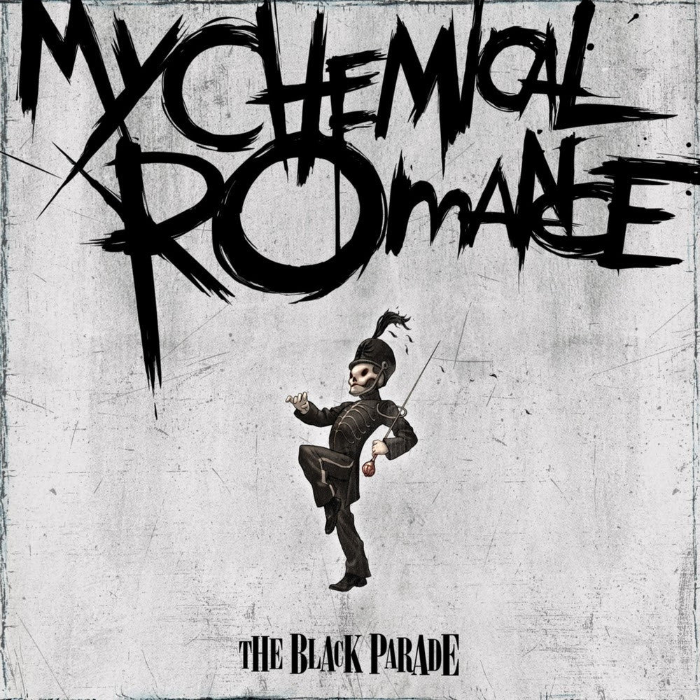 The Black Parade (CD). My Chemical Romance 232e61ef42ef