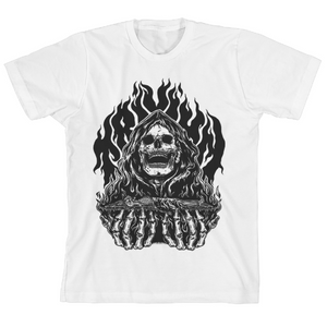 Witch Hunt Flames T-Shirt