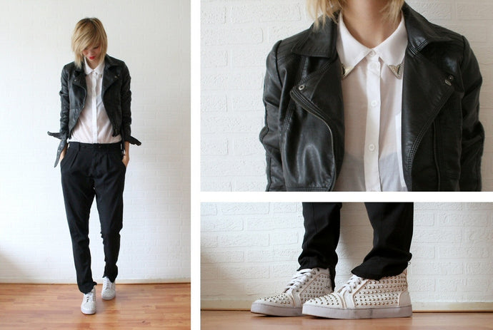 Feel Inspired: Tomboy Chic Outfit Ideas