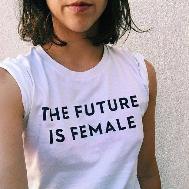 Cara Delevingne's Criticised For Releasing Her Own Version Of Iconic 'Future Is Female' Sweatshirt