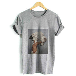 BLOOM T-Shirt | Kitsch Kandy Clothing - Tomboy Styles
