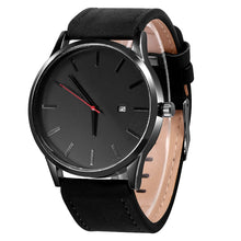 Classic Watch in Black