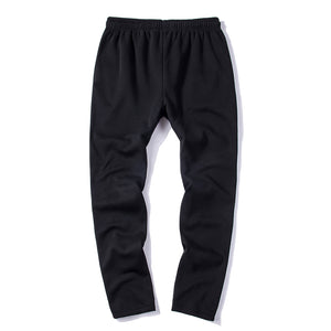 Drawstring Joggers, Black | Kitsch Kandy Clothing - Tomboy Styles