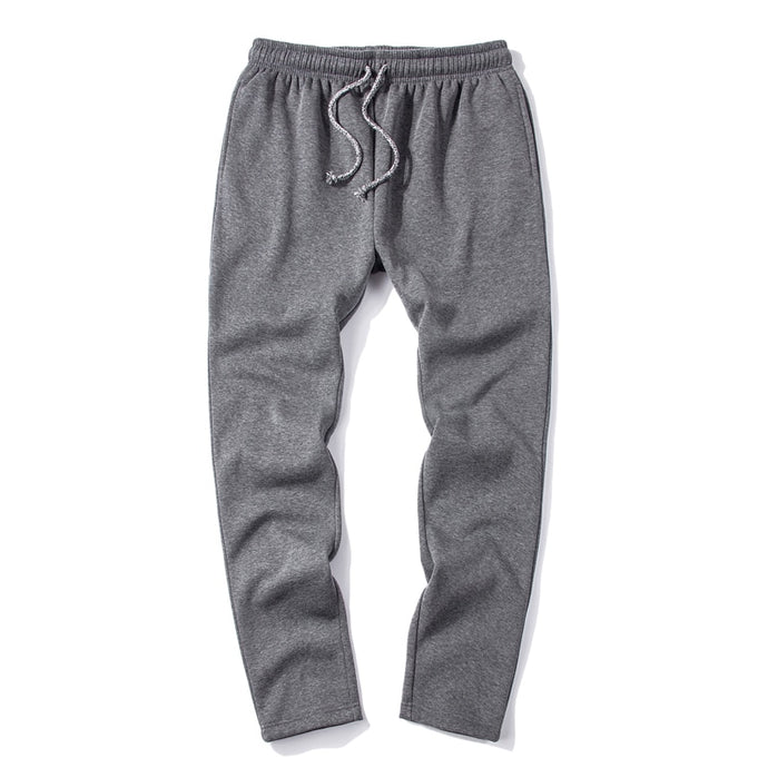 Drawstring Joggers, Grey - Kitsch Kandy Clothing