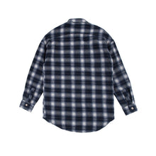 Checkered Shirt, Blue | Kitsch Kandy Clothing - Tomboy Styles