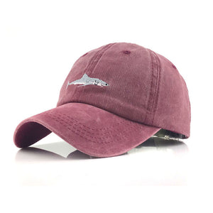 SHARK Baseball Cap | Kitsch Kandy Clothing - Tomboy Styles