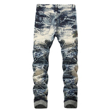 RICCO Slim Fit Jeans, Bleached Blue - Kitsch Kandy - Tomboy Styles