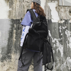 Utility Backpack | Kitsch Kandy Clothing - Tomboy Styles