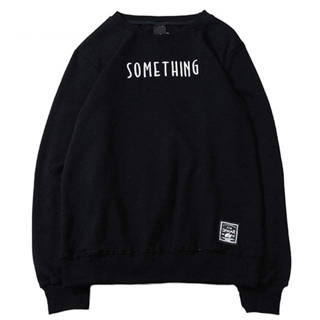 Something Sweatshirt - Kitsch Kandy Clothing