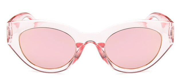 Oversized Sunglasses, Pink | Kitsch Kandy Clothing - Tomboy Styles