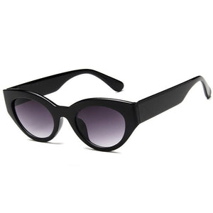 Oversized Sunglasses, Black | Kitsch Kandy Clothing - Tomboy Styles