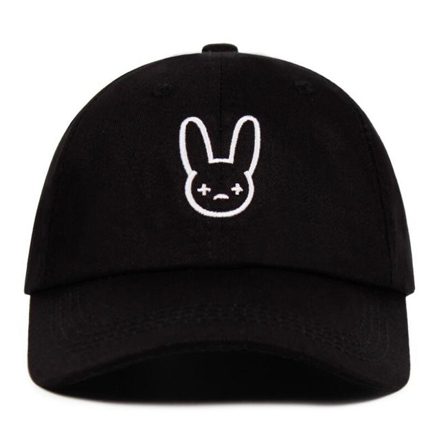 Bad Bunny Baseball Cap - Kitsch Kandy Clothing